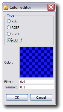 Direct color editor